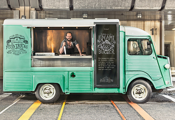 Gothenburg Food Trucks